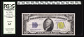 Small Size:World War II Emergency Notes, Fr. 2309* $10 1934A North Africa Silver Certificate. PCGS Gem New65.. This piece is an extraordinary note and a major star ...