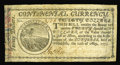 Colonial Notes:Continental Congress Issues, Continental Currency May 10, 1775 $20 Very Fine-Extremely Fine. Abeautiful example of the rarest of all the Continental Not...