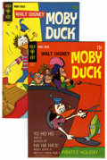 Bronze Age (1970-1979):Cartoon Character, Moby Duck #5 and 6 File Copies Group (Gold Key, 1969) Condition:Average NM.... (Total: 2 Comic Books)