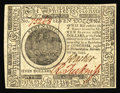 Colonial Notes:Continental Congress Issues, Continental Currency November 29, 1775 $7 Very Choice New. A tinybrown spot in the blank margin area of the back holds this...