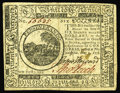 Colonial Notes:Continental Congress Issues, Continental Currency May 9, 1776 $6 Choice About New. A lightcenter fold is discovered on this note....