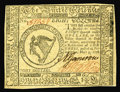 Colonial Notes:Continental Congress Issues, Continental Currency May 9, 1776 $8 Very Choice New. Beautifullymargined, bright, originally embossed and perfectly signed....