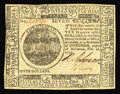 Colonial Notes:Continental Congress Issues, Continental Currency February 26, 1777 $7 Choice About New. This1777 issue note bears the red signature of Benjamin Levy. A...
