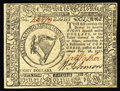 Colonial Notes:Continental Congress Issues, Continental Currency February 26, 1777 $8 Very Choice New. Bright,fresh, well signed and with excellent margins on all but ...