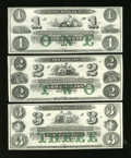 Obsoletes By State:Rhode Island, Newport, RI- New England Commercial Bank $1; $2; $3 18__. ... (Total: 3 notes)