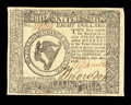 Colonial Notes:Continental Congress Issues, Continental Currency September 26, 1778 $8 Choice About New. Asheet-fold 1/4 inch in from the left-end is all that holds th...