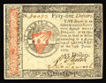 Colonial Notes:Continental Congress Issues, Continental Currency January 14, 1779 $55 Choice New. With just atad more margin in a few places, this lovely Continental w...