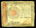 Colonial Notes:Continental Congress Issues, Continental Currency January 14, 1779 $60 Extremely Fine. The $60denomination was only produced for the final two Continent...