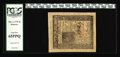 Colonial Notes:Delaware, Delaware January 1, 1776 4s PCGS Gem New 65PPQ. A lovely examplewith outsized margins all the way around....