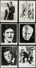 """Movie Posters:James Bond, The Spy Who Loved Me (United Artists, 1977). Photos (13) (8"""" X10""""). James Bond.. ... (Total: 13 Items)"""