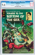 Silver Age (1956-1969):Adventure, Voyage to the Bottom of the Sea #5 (Gold Key, 1966) CGC NM+ 9.6 White pages....