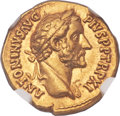 Ancients:Roman Imperial, Ancients: Antoninus Pius. AD 138-161. AV Aureus (18mm, 7.17 gm, 5h). ...