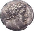 Ancients:Greek, Ancients: PHOENICIA. Tyre. 126/5 BC-AD 65/6. AR shekel (28mm, 14.31gm, 12h). ...
