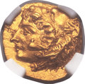 Ancients:Greek, Ancients: SICILY. Syracuse. Time of Dionysius I (405-367 BC). AV 20litrae or treihemiobol (10mm, 1.16 gm, 3h).  ...