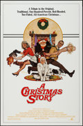 "Movie Posters:Comedy, A Christmas Story (MGM, 1983). One Sheet (27"" X 41""). Comedy.. ..."