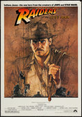 """Movie Posters:Adventure, Raiders of the Lost Ark & Other Lot (Paramount, 1981). MiniPosters (2) (16.25"""" X 23.25"""", 13.5 X 20""""). Adventure.. ... (Total:2 Items)"""