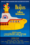 "Movie Posters:Animation, Yellow Submarine (MGM/UA, R-1999). One Sheet (27"" X 40"") DS.Animation.. ..."