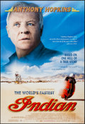 "Movie Posters:Adventure, The World's Fastest Indian (Magnolia Pictures, 2005). One Sheet(27"" X 39.5""). Adventure.. ..."