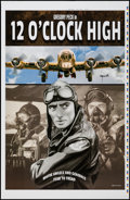 "Movie Posters:War, Twelve O'Clock High (Zoetrope Galleries, 2014). Signed LimitedEdition Artist's Proof Poster (26"" X 40""). War.. ..."