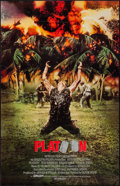 "Movie Posters:Academy Award Winners, Platoon (Orion, 1986). International One Sheet (25"" X 39""). AcademyAward Winners.. ..."
