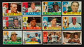Baseball Cards:Sets, 1960 Topps Baseball Partial Set (220). ...