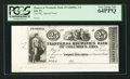 Obsoletes By State:Florida, Iola, FL- Planters & Mechanics Bank of Columbus, Geo. 25¢ Special Proof. ...