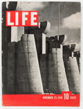 Magazines:Vintage, Life #1 (Time-Life, 1936) Condition: FR....