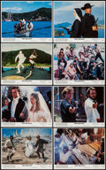 """Movie Posters:Adventure, Nate and Hayes & Others Lot (Paramount, 1983). Mini Lobby CardSets of 8 (2) & Mini Lobby Cards (4) (8"""" X 10"""") & OneSheets ... (Total: 24 Items)"""