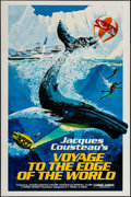 "Movie Posters:Documentary, Voyage to the Edge of the World (R. C. Riddell and Associates, 1977). One Sheet (27"" X 41""). Documentary.. ..."