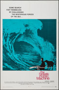 """Movie Posters:Documentary, The Fantastic Plastic Machine (Crown International, 1969). One Sheet (27"""" X 41""""). Surfing Documentary.. ..."""