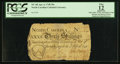 Colonial Notes:North Carolina, Low Number North Carolina April 4, 1748 30s PCGS Apparent Fine 12.....