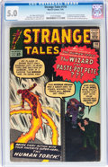 Silver Age (1956-1969):Superhero, Strange Tales #110 (Marvel, 1963) CGC VG/FN 5.0 Cream to off-whitepages....