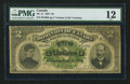 Canadian Currency: , DC-11 1887 $2.. ...