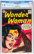 Silver Age (1956-1969):Superhero, Wonder Woman #88 (DC, 1957) CGC FN/VF 7.0 Off-white pages....