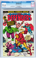 Bronze Age (1970-1979):Miscellaneous, Comic Books - Assorted CGC-Graded Bronze Age Comics Group (VariousPublishers, 1973-77).... (Total: 3 Comic Books)