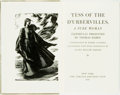 Books:Fine Press & Book Arts, [Limited Editions Club] Agnes Miller Parker, illustrator. SIGNED.Thomas Hardy. Tess of the D'Urbervilles, a Pure Woman....