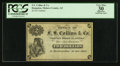 Obsoletes By State:Arizona, Hampden, Mohave Co., AZ - F. S. Collins & Co. $2 ND (ca.1890's). ...