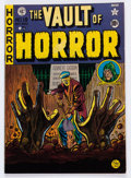 Golden Age (1938-1955):Horror, Vault of Horror #15 (EC, 1950) Condition: VG+....