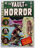 Golden Age (1938-1955):Horror, Vault of Horror #22 (EC, 1951) Condition: Apparent VF-....