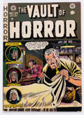 Golden Age (1938-1955):Horror, Vault of Horror #24 (EC, 1952) Condition: VG/FN....