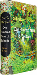Books:First Editions, Gabriel García Márquez: One Hundred Years of Solitude....