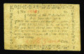 Colonial Notes:Massachusetts, Massachusetts June 18, 1776 1s Very Good. We've now offered onlyfour examples of this underappreciated issue in all our pri...