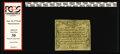 Colonial Notes:Massachusetts, Massachusetts October 18, 1776 6d Very Fine....