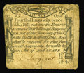 Colonial Notes:Massachusetts, Massachusetts October 18, 1776 4s/6d Fine. A couple of stamp hingesare seen on the back of this Revere-engraved Codfish whi...