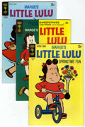 Bronze Age (1970-1979):Cartoon Character, Marge's Little Lulu File Copies Group (Gold Key, 1969-72)Condition: Average NM-.... (Total: 8 Comic Books)