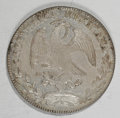 Mexico, Mexico: Republic Cap and Rays 8 Reales 1857 Zs-MO,...