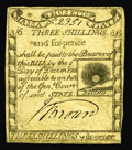 Colonial Notes:Massachusetts, Massachusetts 1779 3s/6d Very Fine-Extremely Fine. Fully ExtremelyFine from the face, but a touch weaker on the back, requi...