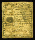 Colonial Notes:Massachusetts, Massachusetts 1779 4s/6d Fine. Well circulated but amazinglyattractive for the grade, with strong printing quality on both ...
