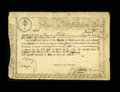 Colonial Notes:Massachusetts, Massachusetts June 8, 1778 £24 1p Very Fine. The back has severalrepairs from the distant past. The location of a book ent...