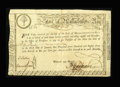 Colonial Notes:Massachusetts, Massachusetts Feb. 5, 1780 £15 Very Fine. This is a fourth classwinning lottery example. This Anderson MA-16 is rated a Hi...